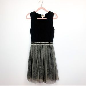 Anthropologie-Ruby Belle Super Cute Layered Dress